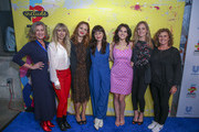 "Shannon Colleary ,Kerri Elder Jordana Spiro, Martha Stephens, Kara Hayward, Laura D. Smith and Kristen Mann of ""To The Stars"" walks the blue carpet at the 5th Annual Bentonville Film Festival on May 09, 2019 in Bentonville, Arkansas. (Photo by Tasos Katopodis/Getty Images for Bentonville Film Festival)nn"