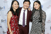 Ken Jeong and Awkwafina Photos Photo