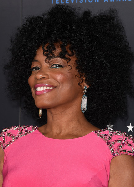 Aunjanue Ellis in 5th Annual Critics' Choice Television ...