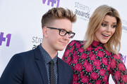 Grace Helbig Tyler Oakley Photos Photo