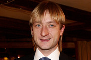 Silver Medalist Evgeni Plushenko attends the 5th World Stars Ski Event held at Grand Hotel Sestriere on March 20, 2010 in Turin, Italy.