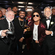 Bruno Mars and Philip Lawrence Photos
