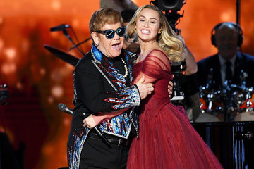 Miley Cyrus and Elton John Transformed 'Tiny Dancer' Into a Glorious Hymn of Love and Artistry at the 2018 Grammys