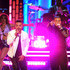 Luis Fonsi Photos - Recording artists Luis Fonsi (L) and Daddy Yankee perform onstage during the 60th Annual GRAMMY Awards at Madison Square Garden on January 28, 2018 in New York City. - 60th Annual GRAMMY Awards - Show