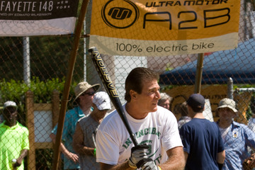 Vince Papale 61st Annual Artist Vs. Writers Charity Softball Game