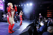 Tionne 'T-Boz' Watkins and Rozonda 'Chilli' Thomas of TLC perform onstage at the GRAMMY Celebration during the 61st Annual GRAMMY Award at Staples Center on February 10, 2019 in Los Angeles, California.