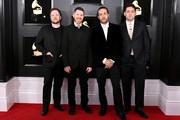 Fall Out Boy attends the 61st Annual GRAMMY Awards at Staples Center on February 10, 2019 in Los Angeles, California.