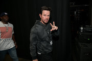 Mark Wahlberg backstage during the 61st Annual GRAMMY Awards at Staples Center on February 10, 2019 in Los Angeles, California.