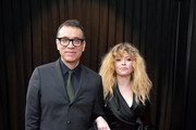 (L-R) Fred Armisen and Natasha Lyonne attend the 61st Annual GRAMMY Awards at Staples Center on February 10, 2019 in Los Angeles, California.