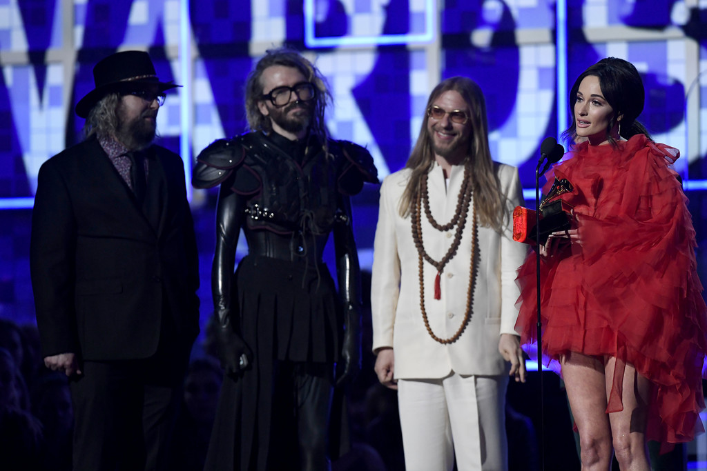 61st Annual Grammy Awards: Kacey Musgraves Shawn Everett Photos
