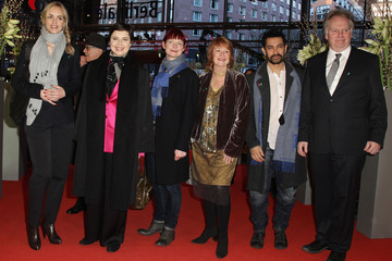 Aamir Khan Jan Chapman 61st Berlin Film Festival - 'Jafar Panahi - Filmmaker Of The World' Premiere