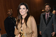 Karen Fairchild of Little Big Town  attends the 62nd Annual GRAMMY Awards at STAPLES Center on January 26, 2020 in Los Angeles, California.