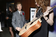Beck is seen at the GRAMMY Charities Signings during the 62nd Annual GRAMMY Awards at STAPLES Center on January 26, 2020 in Los Angeles, California.