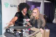 Melissa Etheridge attends the GRAMMY Gift Lounge during the 62nd Annual GRAMMY Awards at STAPLES Center on January 23, 2020 in Los Angeles, California.