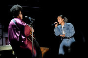 (L-R) Brittany Howard and Alicia Keys perform onstage during the 62nd Annual GRAMMY Awards at STAPLES Center on January 26, 2020 in Los Angeles, California.