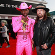 Montero Lamar Hill and Lil Nas X