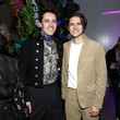 Aaron Tveit and Reeve Carney Photos