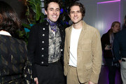 Aaron Tveit and Reeve Carney Photos Photo