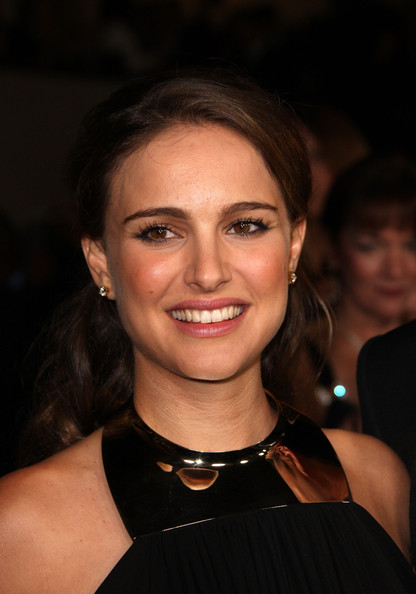 Actress Natalie Portman arrives at the 63rd Annual Directors Guild Of America Awards held at the Grand Ballroom at Hollywood & Highland on January 29, 2011 in Hollywood, California.