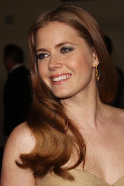 Actress Amy Adams arrives at the 63rd Annual Directors Guild Of America Awards held at the Grand Ballroom at Hollywood & Highland on January 29, 2011 in Hollywood, California.