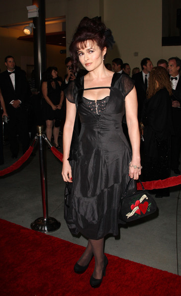 Actress Helena Bonham Carter arrives at the 63rd Annual Directors Guild Of America Awards held at the Grand Ballroom at Hollywood & Highland on January 29, 2011 in Hollywood, California.