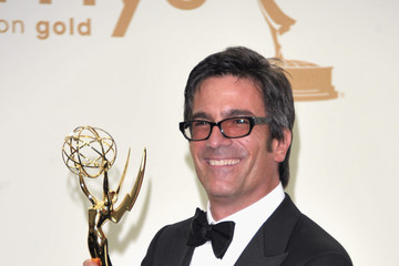 Michael Spiller Press Room Shots from the Emmy Awards