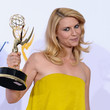Outstanding Lead Actress in a Drama: Claire Danes for 'Homeland'