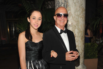 Paul Shaffer Victoria Lily Shaffer 65th Annual Tony Awards - After Party