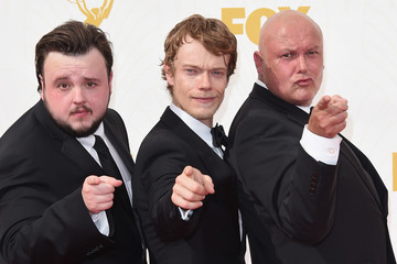 The Guys from 'Game of Thrones' Are Hamming It up on the Emmys Red Carpet