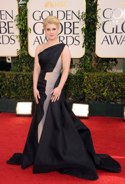 golden globes kelly osbourne