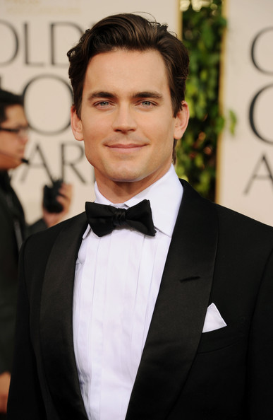 Actor Matthew Bomer arrives at the 68th Annual Golden Globe Awards held at The Beverly Hilton hotel on January 16, 2011 in Beverly Hills, California.