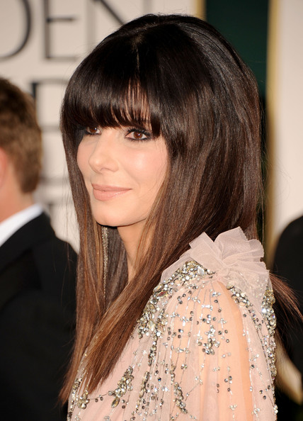 Actress Sandra Bullock arrives at the 68th Annual Golden Globe Awards held at The Beverly Hilton hotel on January 16, 2011 in Beverly Hills, California.