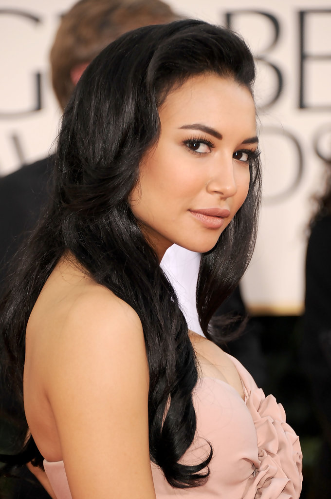 Naya Rivera in 68th Annual Golden Globe Awards - Arrivals ...