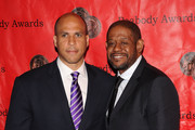 Forest Whitaker Cory Booker Photos Photo