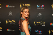 Danielle Cormack arrives ahead of the 6th AACTA Awards Presented by Foxtel | Industry Dinner Presented by Blue Post at The Star on December 5, 2016 in Sydney, Australia.