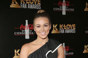 Actress Sadie Robertson attends the 6th Annual KLOVE Fan Awards at The Grand Ole Opry on May 27, 2018 in Nashville, Tennessee.