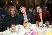 Honoree Robin Quivers, Steve Madden and guest attend the 6th Annual Women Of Influence Awards at The Plaza Hotel on May 11, 2018 in New York City.