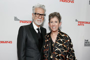 Firooz Zahedi (L) and Beth Rudin DeWoody attend the 70th Annual Parsons Benefit on May 21, 2018 in New York City.