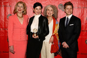 (L-R) Christine Baranski, Julianna Margulies, Mary Beth Peil and Matt Czuchry attend the 70th Annual Peabody Awards at The Waldorf-Astoria on May 23, 2011 in New York City.