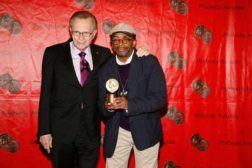 Larry King 70th Annual Peabody Awards