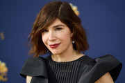 Carrie Brownstein attends the 70th Emmy Awards at Microsoft Theater on September 17, 2018 in Los Angeles, California.