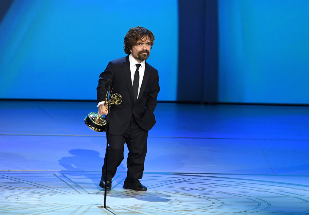 Peter Dinklage Wins His Third Emmy, Gives The Cutest Shout Out To 'Game Of Thrones' Costar Nikolaj Coster-Waldau