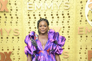 Aunjanue Ellis attends the 71st Emmy Awards at Microsoft Theater on September 22, 2019 in Los Angeles, California.