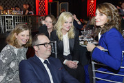 (L-R) Sue Galloway, John Lutz, Rachel Dratch, Amy Poehler and Tina Fey attend the 72nd Writers Guild Awards at Edison Ballroom on February 01, 2020 in New York City.