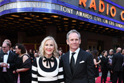 Catherine O'Hara and Bo Welch attend the 73rd Annual Tony Awards at Radio City Music Hall on June 09, 2019 in New York City.
