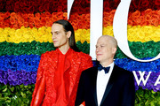 Jordan Roth and Richie Jackson attend the 73rd Annual Tony Awards at Radio City Music Hall on June 09, 2019 in New York City.