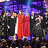 Patrick Page Reeve Carney Photos - The cast and crew of Hadestown accept the award for Best Musical onstage during the 2019 Tony Awards at Radio City Music Hall on June 9, 2019 in New York City. - 73rd Annual Tony Awards - Show