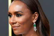 Janet Mock attends the 76th Annual Golden Globe Awards at The Beverly Hilton Hotel on January 6, 2019 in Beverly Hills, California.