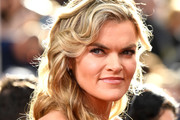 Missi Pyle attends the 76th Annual Golden Globe Awards at The Beverly Hilton Hotel on January 6, 2019 in Beverly Hills, California.