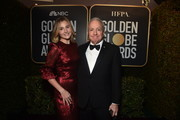 Lorne Michaels (R) and Sophie Michaels attend the 76th Annual Golden Globe Awards at The Beverly Hilton Hotel on January 6, 2019 in Beverly Hills, California.